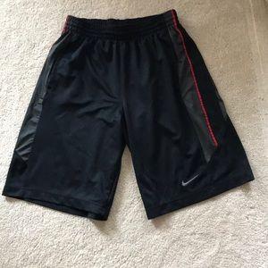 Nike Basketball Shorts. Size M.